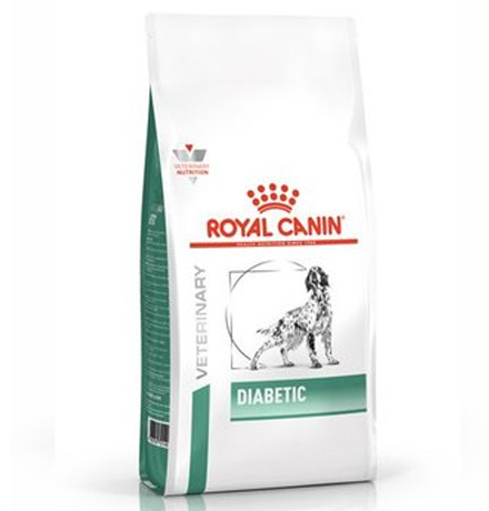 Royal Canin Diabetic Canine DC37 / Ветеринарный сухой корм Роял Канин Диабетик для собак Сахарный диабет