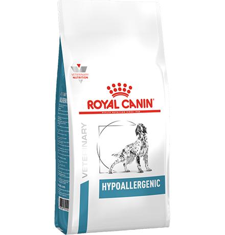 Royal Canin Hypoallergenic DR21 / Ветеринарный сухой корм Роял Канин Гипоаллергенный для собак с Пищевой аллергей и непереносимостью