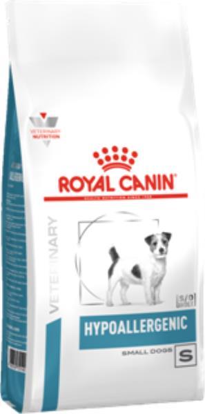 Royal Canin Hypoallergenic Small Dog HSD24 / Ветеринарный сухой корм Роял Канин Гипоаллергенный для собак Мелких пород с Пищевой аллергией и непереносимостью