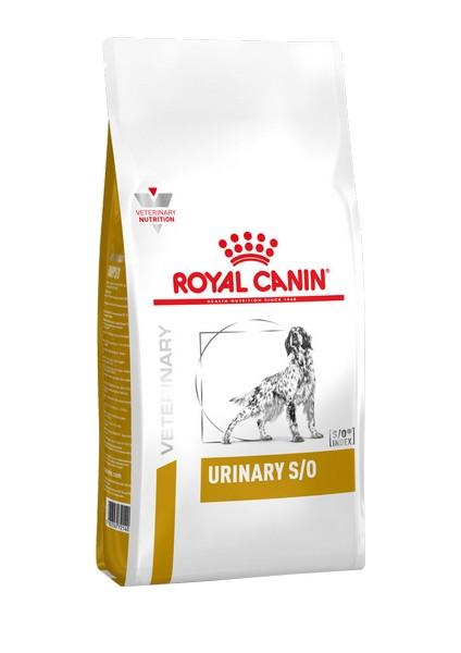 Royal Canin Urinary S/O LP18 / Ветеринарный сухой корм Роял Канин Уринари для собак Мочекаменная болезнь (струвиты, оксалаты)