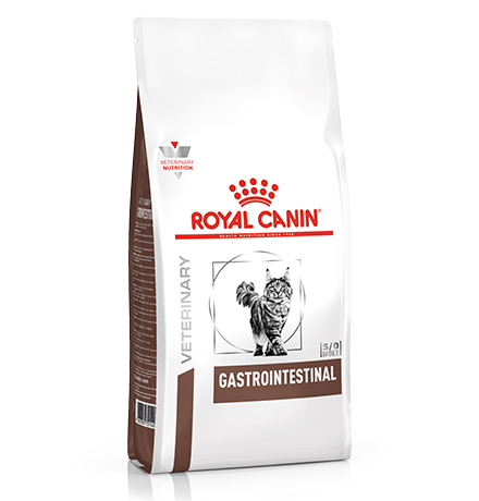 Royal Canin Gastrointestinal / Ветеринарный сухой корм Роял Канин Гастроинтестинал для кошек Заболевание ЖКТ (нарушения пищеварения)