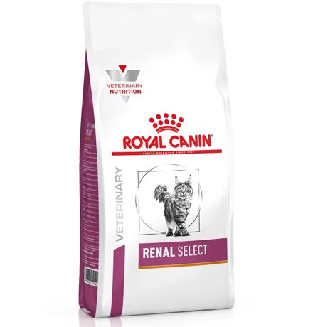 Royal Canin Renal Select RSE24 / Ветеринарный сухой корм Роял Канин Ренал Селект для кошек Заболевание почек (хроническая почечная недостаточность)