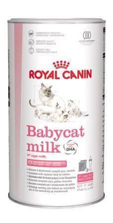 Royal Canin BabyCat Milk / Сухое Молоко Роял Канин Бэйбикэт Милк для Котят в возрасте до 2 месяцев