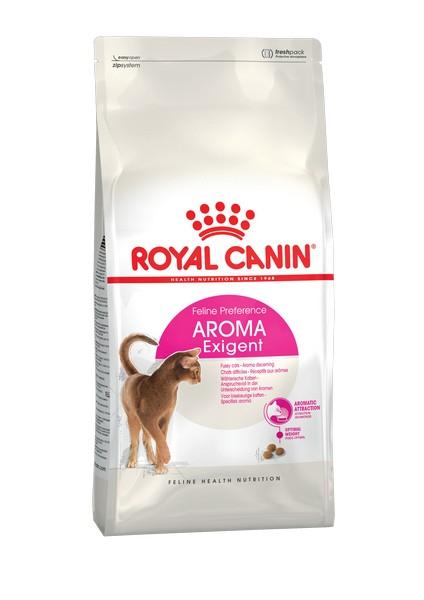 Royal Canin Exigent Aromatic Attraction / Сухой корм Роял Канин Эксиджент для кошек Привередливых к аромату