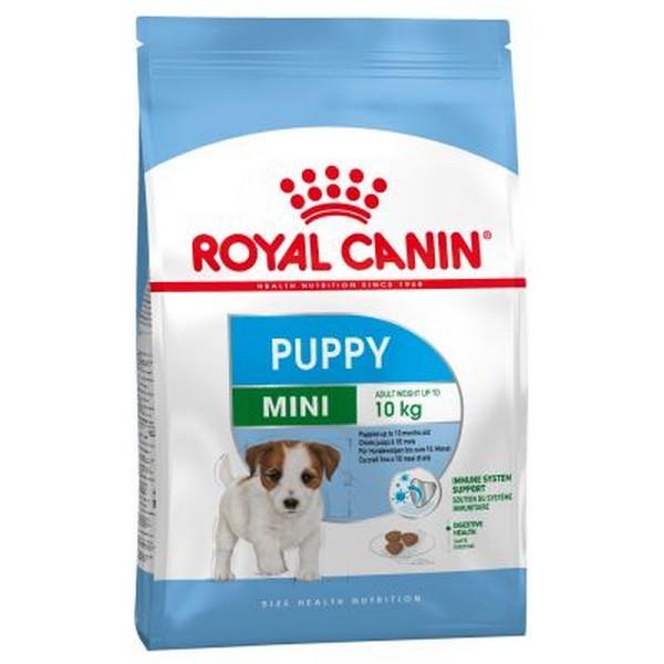 Royal Canin Mini Puppy / Сухой корм Роял Канин Мини Паппи для Щенков Мелких пород в возрасте от 2 до 10 месяцев