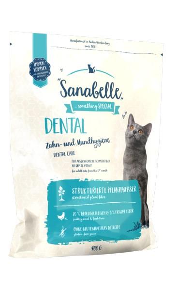 Sanabelle Dental / Сухой корм Санабелль Дентал для кошек