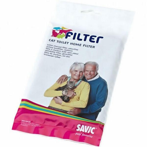 Savic Sphinx Nestor / Запасной фильтр Савик для закрытых туалетов