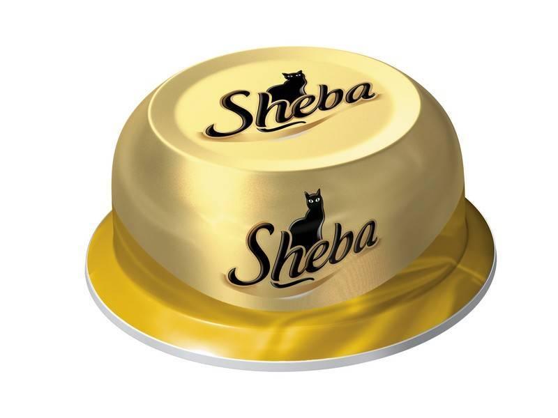 Sheba / Консервы Шеба для кошек Соте из Куриных грудок (цена за упаковку)