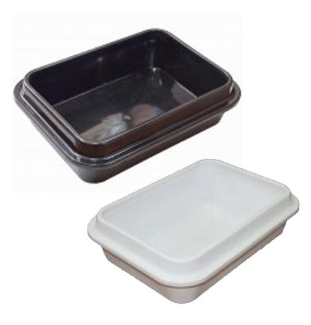 Сибирская Кошка Премиум / Туалет-лоток для кошек Глубокий с бортиком Цвета в ассортименте