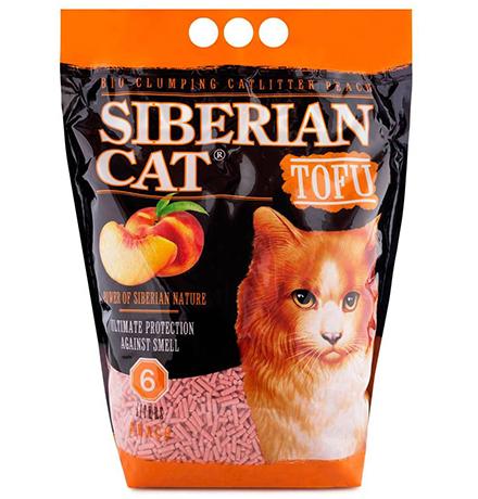 Сибирская кошка / Наполнитель для кошачьего туалета Тофу