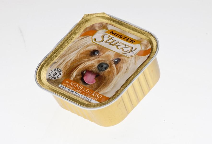 Stuzzy Mister Stuzzy / Консервы Штуззи для собак Ягненок и Рис (цена за упаковку)