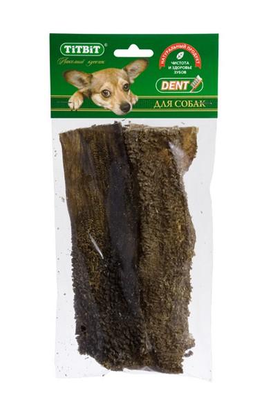 Titbit Dental+ Лакомый кусочек / Лакомство Титбит для собак Желудок Говяжий