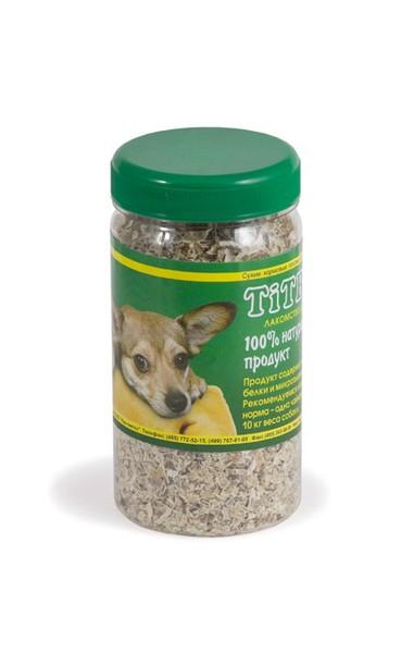 Titbit / Лакомство Титбит для собак Рубец Говяжий молотый для дополнительного питания