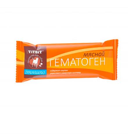 Titbit Immuno / Лакомство Титбит для собак Мясной гематоген