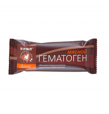 Titbit Classic / Лакомство Титбит для собак Мясной гематоген