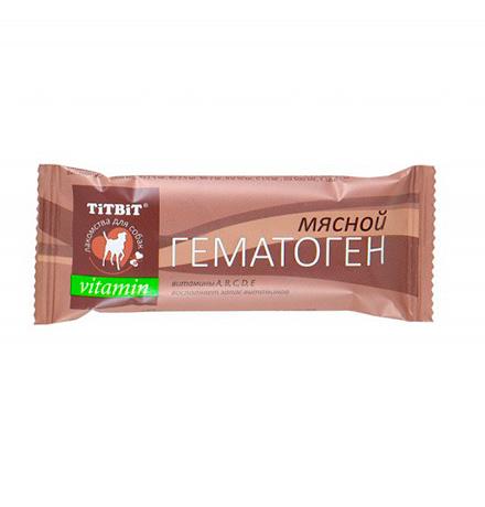Titbit Vitamin / Лакомство Титбит для собак Мясной гематоген