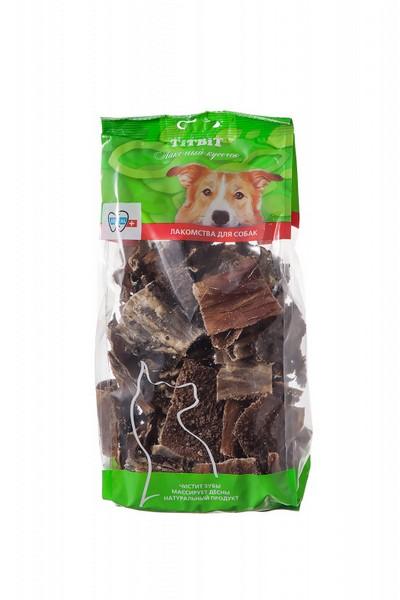 Titbit Dental+ Лакомый кусочек / Лакомство Титбит для собак Хрустики из рубца говяжьи XXL для Чистки зубов