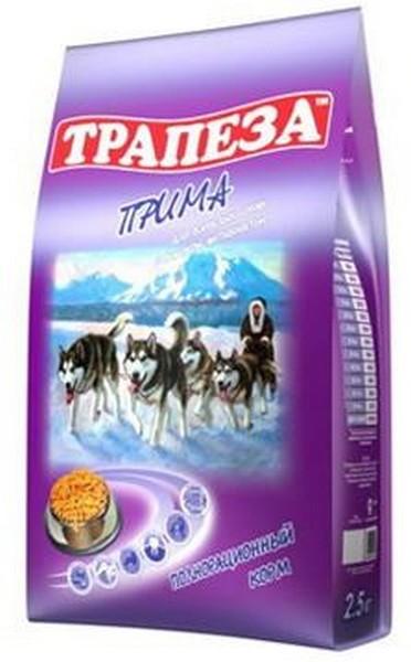 Трапеза Prima / Сухой корм для взрослых Активных собак
