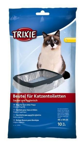 Trixie / Пакеты Трикси для кошачьих туалетов 10шт
