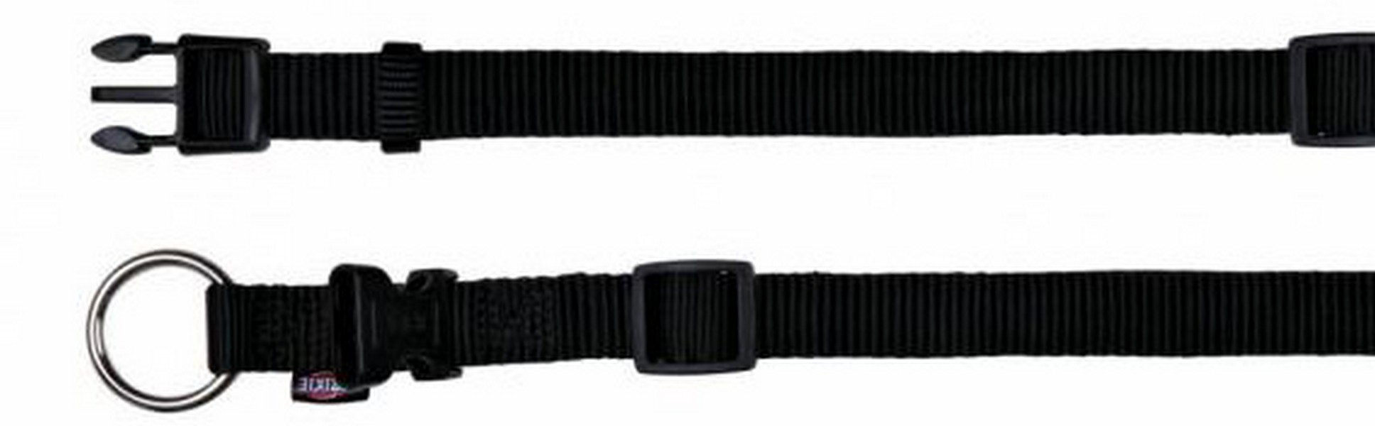 Trixie Premium ошейник для собак Черный
