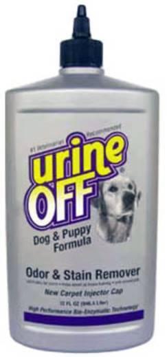 Urine Off Dog & Puppy Odor and Stain Remover / Средство Юрин Офф для уничтожения пятен и запахов от Собак и Щенков с Аппликатором