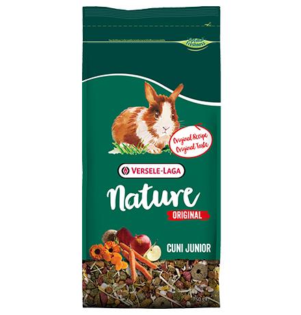 Versele-Laga Nature Original Cuni Junior / Версель-Лага корм для Молодых кроликов
