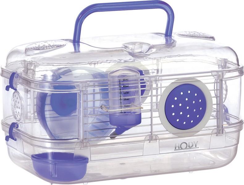 Zolux Rody Mini / Клетка Золюкс для грызунов 33х21х18 см