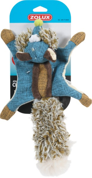 Zolux / Игрушка Золюкс для собак Белка-летяга 38 см