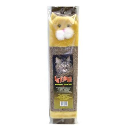 Когтеточка Кошка Ковровая с пропиткой